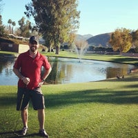 Photo taken at Date Palm Country Club by Ray A. on 1/1/2014