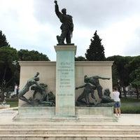 Photo taken at Titov Park | Parco di Tito by Rico I. on 6/6/2017