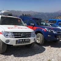 Photo taken at yaylacık dağı yamaç paraşütü pisti by Halil Eren A. on 7/29/2016