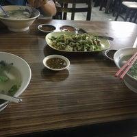 Photo taken at ข้าวต้มทอง บ้านโป่ง by Chaisiri M. on 9/7/2018