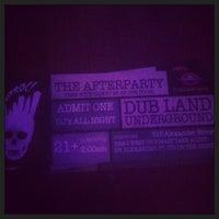 Photo taken at Dubland Underground by Jason F. on 4/26/2013