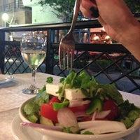 Photo taken at Napoleon Restaurant by Natalia on 5/8/2013