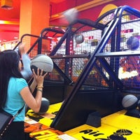Photo taken at Timezone by nunu a. on 6/16/2014