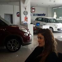 Photo taken at FIAT Günay otomotiv by Burcu A. on 3/8/2014