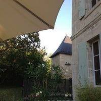 Photo taken at Domaine L'Amourette by Caro P. on 8/1/2013