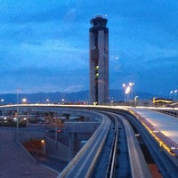 Photo taken at McCarran International Airport (LAS) by AnJaneen S. on 7/11/2013