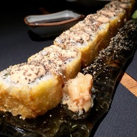 Photo taken at Mishima Sushi Bar by Jordi E. on 12/4/2015