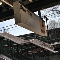 Photo taken at LIRR - Bayside Station by Vince on 4/24/2013