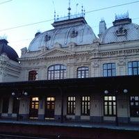 Photo taken at Залізнична станція «Жмеринка» by Marta C. on 6/16/2013