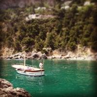 Photo taken at Darsena Capri by Niamh D. on 5/10/2013