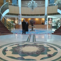 Photo taken at Caprice Thermal Palace by Emel S. on 2/28/2013