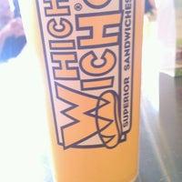 8/5/2013にSherina D.がWhich Wich? Superior Sandwichesで撮った写真