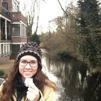 Photo taken at Geocache Amsterdam Urban 1 - GC198 by Husna U. on 12/23/2016