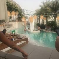 7/7/2018 tarihinde 🌈ziyaretçi tarafından White X  Beach Lounge'de çekilen fotoğraf