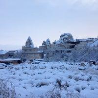 Photo taken at Göreme Old Capadocia by Ludmila B. on 1/4/2016