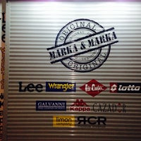 Photo taken at Marka ve Marka by Bekir 🇹🇷 betalab® on 7/26/2014