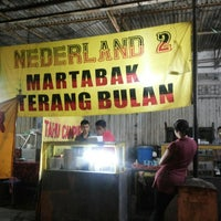 Photo taken at Nederland Martabak & Terang Bulan by Mena W. on 5/3/2014