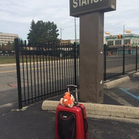 Photo taken at Detroit Amtrak Station (DET) by Lauren T. on 10/2/2015