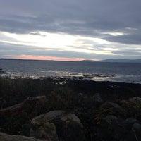 Photo taken at Ballyloughaun Beach by meghan m. on 11/25/2014
