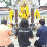 Photo taken at Siam University International College by Pornpakan K. on 1/16/2013
