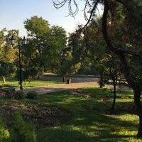 Снимок сделан в Парк «Стамбульский» пользователем Nadia Z. 8/27/2018