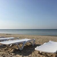 Снимок сделан в Пляж Коблево пользователем Nadia Z. 8/30/2018