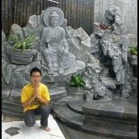 Photo taken at Vihara Vimala Dharma by Ricky T. on 11/8/2013