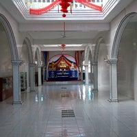Photo taken at Vihara Vimala Dharma by Ricky T. on 4/29/2014