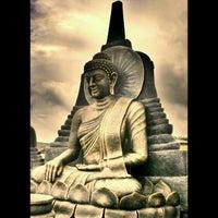 Photo taken at Vihara Vimala Dharma by Ricky T. on 11/12/2013