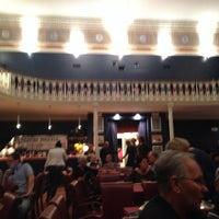 Photo taken at Teatro Socjale Piangipane by Elisa G. on 9/27/2013