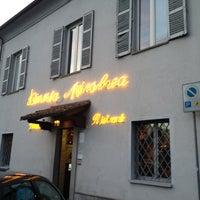 Photo taken at Ristorante Menabrea by Elisa G. on 3/30/2013
