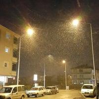 Photo taken at Savaştepe Caddesi by 🍁Pınar . on 12/30/2015