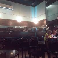 Photo taken at Goût Café by Ruben on 2/8/2016