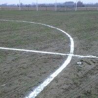 Photo taken at FC Moortsele by Ulrik ⚓. on 3/2/2013