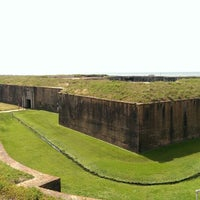 Photo taken at Fort Morgan State Historic Site by Ulrik ⚓. on 5/26/2014