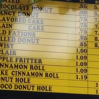 Photo taken at Donut Palace by Perry W. on 3/17/2013