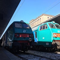 Photo taken at Stazione Venezia Santa Lucia by mako s. on 10/24/2017