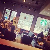 Photo taken at Starbucks by mako s. on 2/11/2014