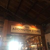 Photo taken at Addington Coffee Co-op by Lyndon G. on 10/19/2017