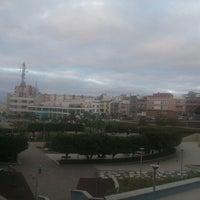 Photo taken at Parque de los Galgos by Carolina M. on 7/6/2013
