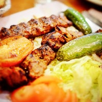 Photo taken at Mangal Kebab by Engin B. on 3/10/2014