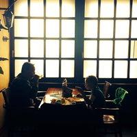Photo taken at Restaurace U Vltavy by Amur S. on 9/2/2014