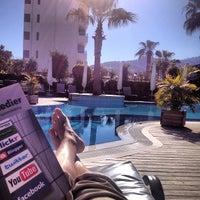 3/5/2013 tarihinde Jonas B.ziyaretçi tarafından Savk Hotel Alanya'de çekilen fotoğraf