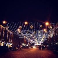 รูปภาพถ่ายที่ Вулиця Хрещатик / Khreshchatyk Street โดย Juli S. เมื่อ 10/19/2013
