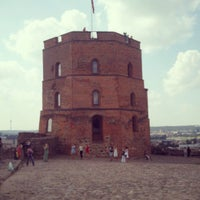 Photo taken at Gediminas' Tower of the Upper Castle by Valeria C. on 7/28/2013