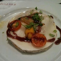 Photo taken at Restaurante Alvarez by Pablo A. on 10/4/2013