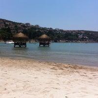 Foto diambil di Laika Beach oleh 🎀Pınar💝💄💞 . pada 7/6/2013
