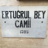 Photo taken at Ertuğrul Bey Camii by Bayram I. on 3/11/2016