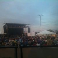 Photo taken at Great South Bay Music Festival by Patricia C. on 7/22/2013