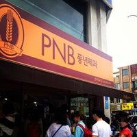 Photo taken at PNB 풍년제과 by zzun on 5/18/2013